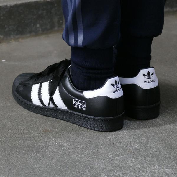 スニーカー アディダス adidas スーパースター80s コアブラック/ランニングホワイト メンズ レディース シューズ 靴 19SS|mexico|05