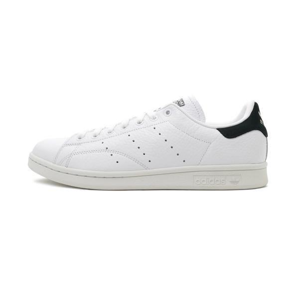 スニーカー アディダス adidas スタンスミス ランニングホワイト/コアブラック メンズ レディース シューズ 靴 19SS|mexico|02