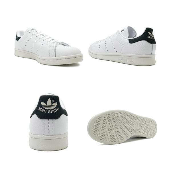 スニーカー アディダス adidas スタンスミス ランニングホワイト/コアブラック メンズ レディース シューズ 靴 19SS|mexico|03
