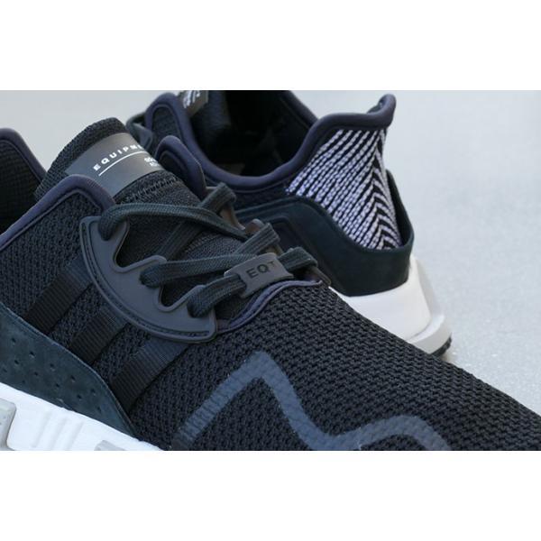 adidas Originals EQT CUSHIONADV 【アディダス オリジナルス エキップメントクッションADV】 core black/running white コアブラック/ランニングホワイト|mexico|06