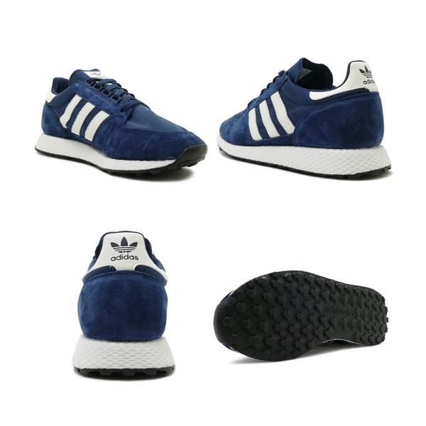 スニーカー アディダス adidas フォレストグローブ カレッジネイビー/クラウドホワイト メンズ レディース シューズ 靴 19SS mexico 03