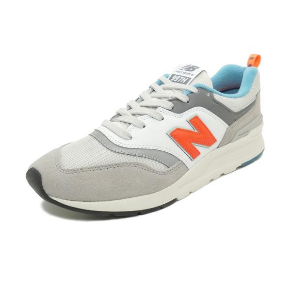 スニーカー ニューバランス NEW BALANCE CM997HAG レイン クラウド NB メンズ レディース シューズ 靴 19SS|mexico