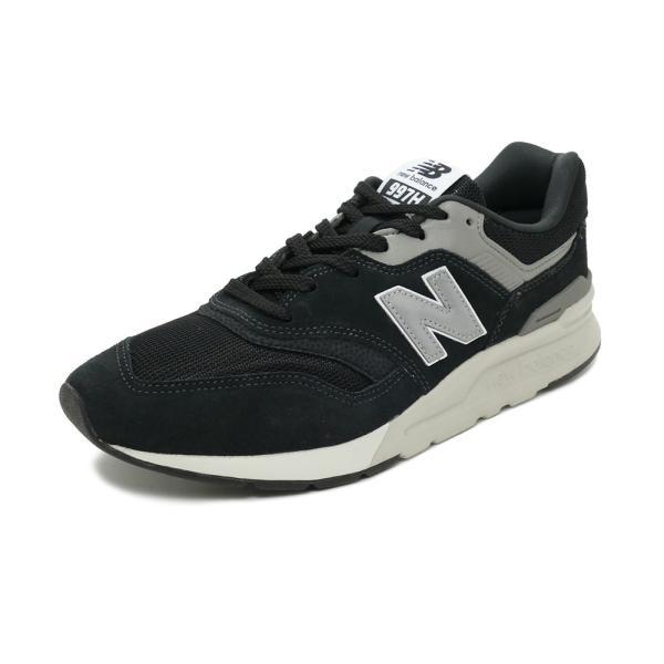 スニーカー ニューバランス NEW BALANCE CM997HCC ブラック NB メンズ レディース シューズ 靴 19SS|mexico