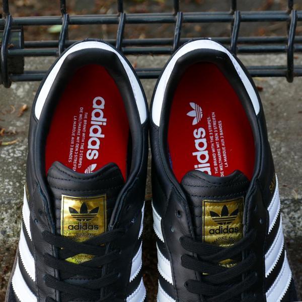adidas Originals SAMBA FB【アディダス オリジナルス サンバFB】core black/running white/core red(コアブラック/ランニングホワイト/コアレッド)|mexico|06