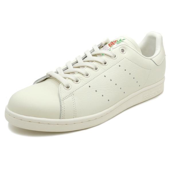 adidas Originals STAN SMITH アディダス オリジナルス スタンスミス chalk white/chalk white/chalk pearl チョークホワイト/チョークホワイト/チョークパール|mexico