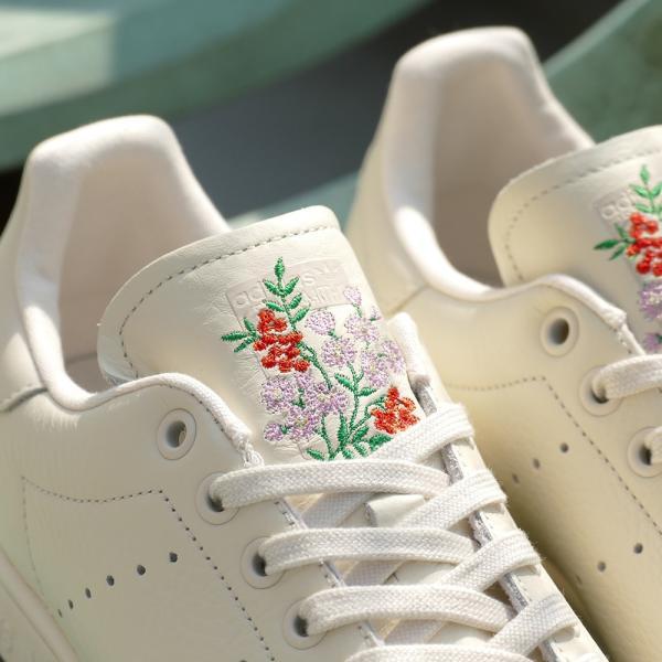 adidas Originals STAN SMITH アディダス オリジナルス スタンスミス chalk white/chalk white/chalk pearl チョークホワイト/チョークホワイト/チョークパール|mexico|05