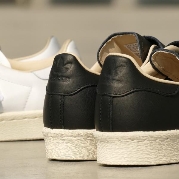 adidas Originals SS 80s VELCRO W【アディダス オリジナルス スーパースター80sベルクロウィメンズ】ランニングホワイト/ランニングホワイト/リネン 18SS|mexico|06