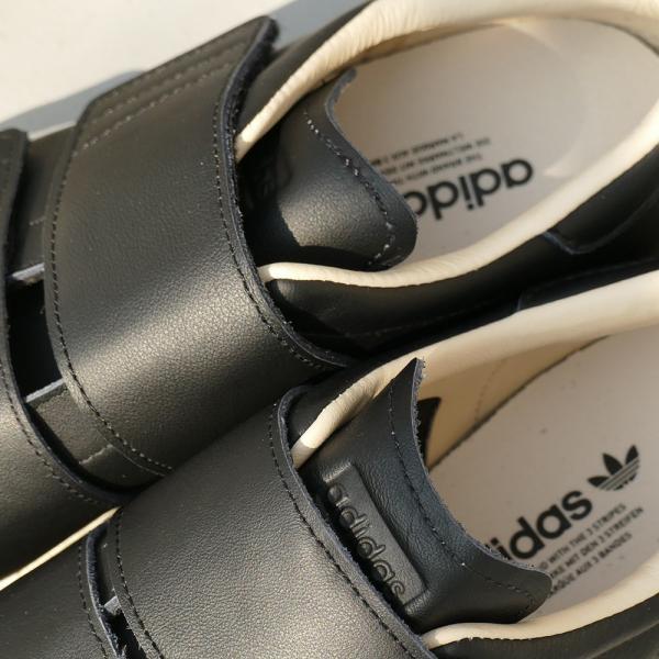 adidas Originals SS 80s VELCRO W【アディダス オリジナルス スーパースター80sベルクロウィメンズ】コアブラック/コアブラック/リネン CQ2448 18SS|mexico|06