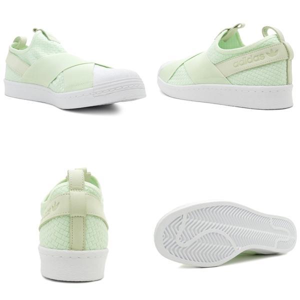adidas Originals SS SlipOn【アディダス オリジナルス スーパースタースリッポン】(エアログリーン/エアログリーン/ランニングホワイト)CQ2488 18SS|mexico|03