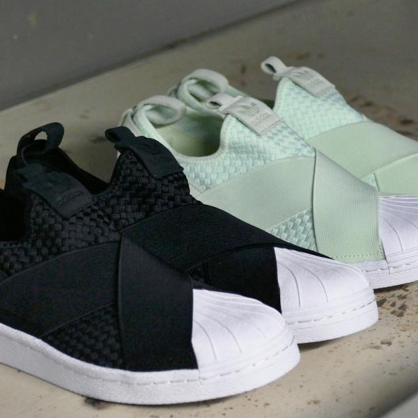 adidas Originals SS SlipOn【アディダス オリジナルス スーパースタースリッポン】(エアログリーン/エアログリーン/ランニングホワイト)CQ2488 18SS|mexico|06