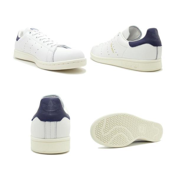 adidas Originals STAN SMITH【アディダス オリジナルス スタンスミス】running white/noble ink(ランニングホワイト/ノーブルインク) CQ2870 18SS|mexico|03