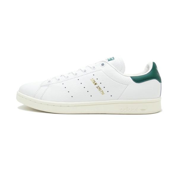 adidas Originals STAN SMITH【アディダス オリジナルス スタンスミス】running white/collegiate green(ランニングホワイト/カレッジエイトグリーン)|mexico|02
