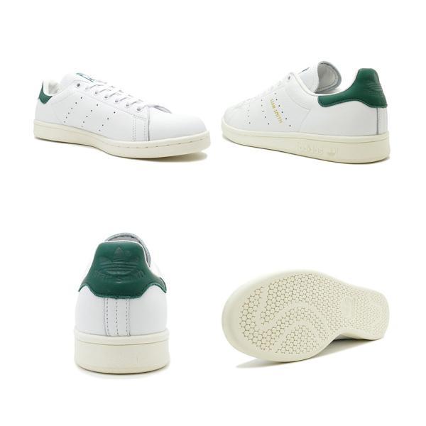 adidas Originals STAN SMITH【アディダス オリジナルス スタンスミス】running white/collegiate green(ランニングホワイト/カレッジエイトグリーン)|mexico|03
