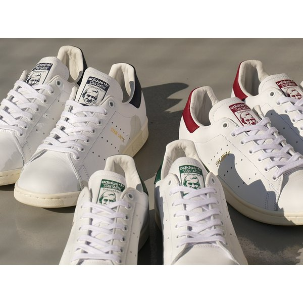 adidas Originals STAN SMITH【アディダス オリジナルス スタンスミス】running white/collegiate green(ランニングホワイト/カレッジエイトグリーン)|mexico|04