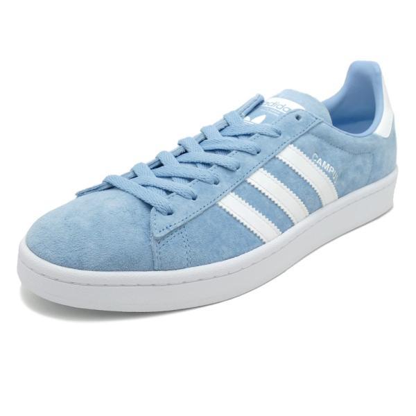 adidas Originals CAMPUS【アディダス オリジナルス キャンパス】ash blue/running white(アッシュブルー/ランニングホワイト) DB0983 18SS|mexico