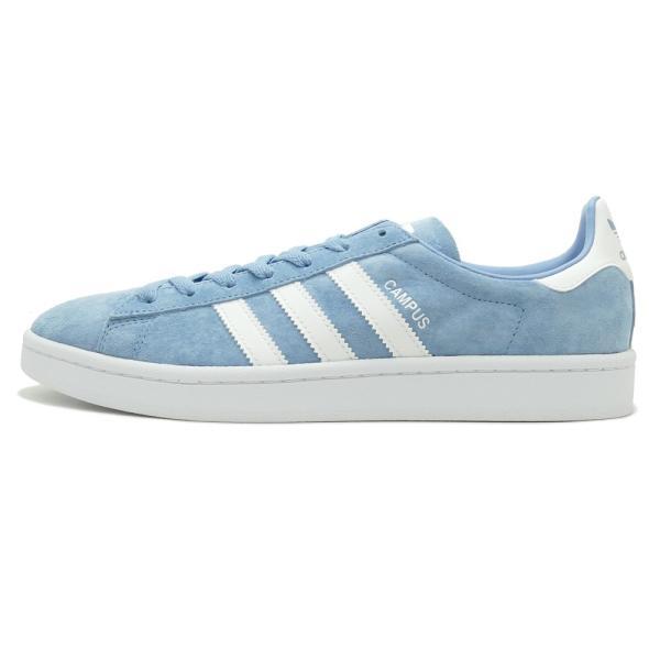 adidas Originals CAMPUS【アディダス オリジナルス キャンパス】ash blue/running white(アッシュブルー/ランニングホワイト) DB0983 18SS|mexico|02