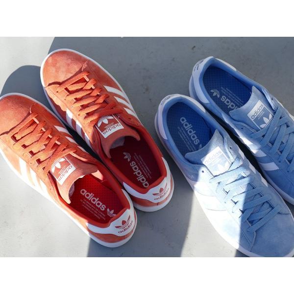 adidas Originals CAMPUS【アディダス オリジナルス キャンパス】ash blue/running white(アッシュブルー/ランニングホワイト) DB0983 18SS|mexico|04