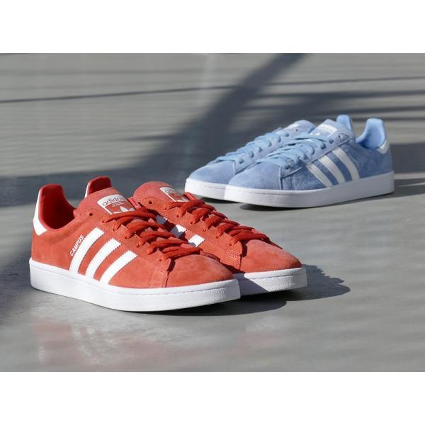 adidas Originals CAMPUS【アディダス オリジナルス キャンパス】ash blue/running white(アッシュブルー/ランニングホワイト) DB0983 18SS|mexico|05