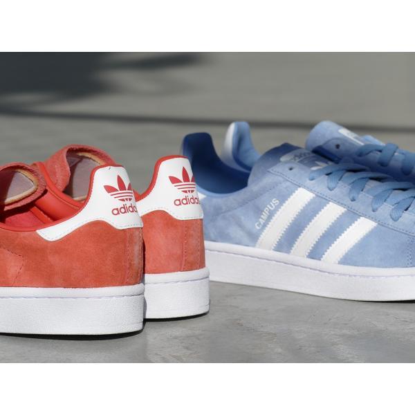 adidas Originals CAMPUS【アディダス オリジナルス キャンパス】ash blue/running white(アッシュブルー/ランニングホワイト) DB0983 18SS|mexico|06