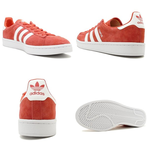 adidas Originals CAMPUS【アディダス オリジナルス キャンパス】trace scarlet/running white(トレーススカーレット/ランニングホワイト)DB0984 18SS|mexico|03