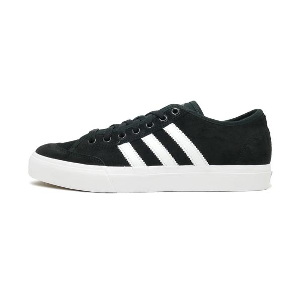 スニーカー アディダス adidas マッチコート ブラック/ホワイト メンズ レディース シューズ 靴 19FW|mexico|02