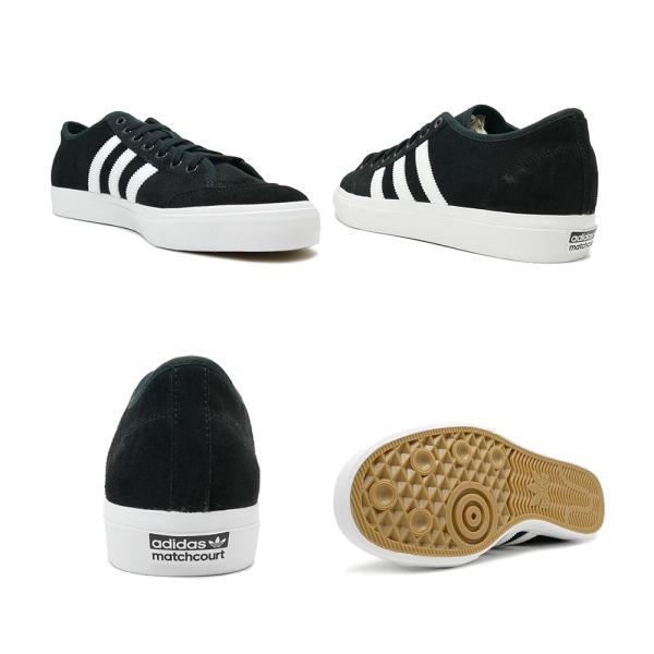 スニーカー アディダス adidas マッチコート ブラック/ホワイト メンズ レディース シューズ 靴 19FW|mexico|03