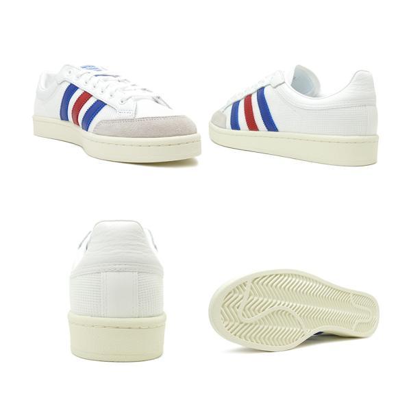 スニーカー アディダス adidas アメリカーナロー ホワイト/ロイヤル/スカーレット メンズ レディース シューズ 靴 19FW|mexico|03