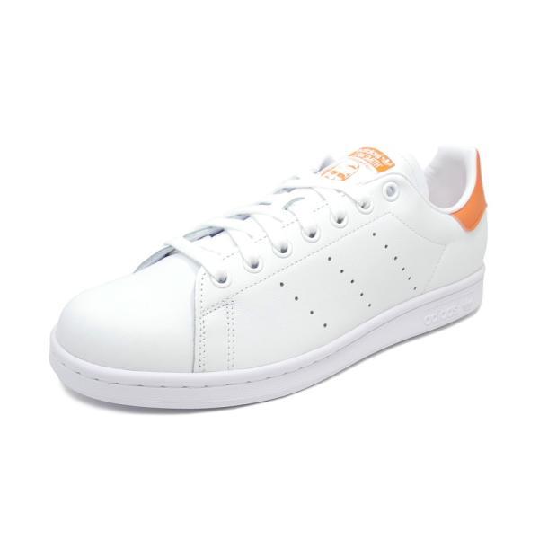 スニーカー アディダス adidas スタンスミス ホワイト/セミコーラル メンズ レディース シューズ 靴 19FW|mexico