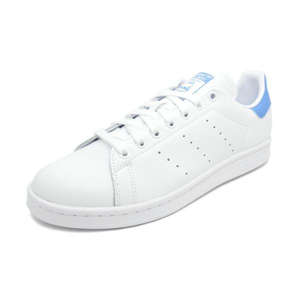 スニーカー アディダス adidas スタンスミス ランニングホワイト/リアルブルー メンズ レディース シューズ 靴 19FW|mexico