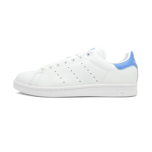 スニーカー アディダス adidas スタンスミス ランニングホワイト/リアルブルー メンズ レディース シューズ 靴 19FW|mexico|02