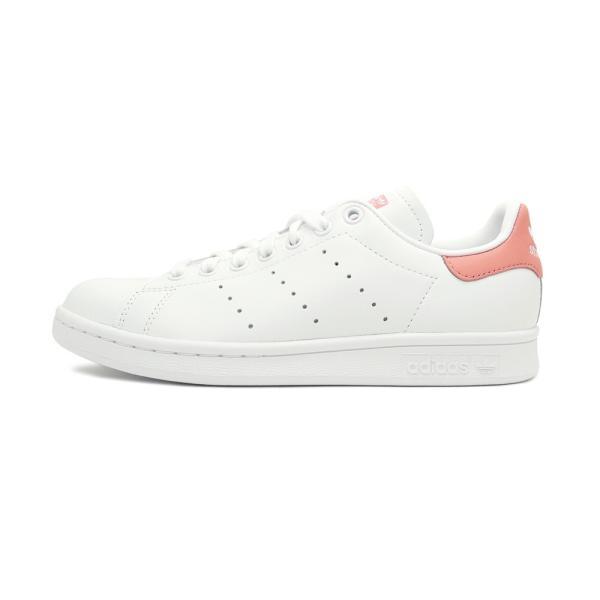 スニーカー アディダス adidas スタンスミス ランニングホワイト/タクティルローズ レディース シューズ 靴 19FW|mexico|02