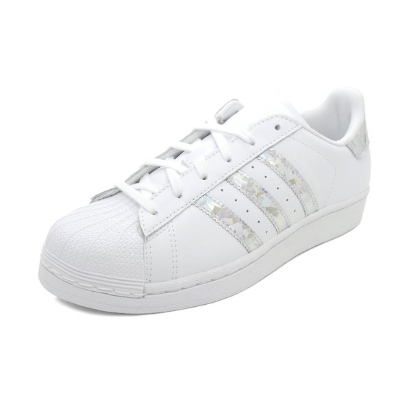 スニーカー アディダス adidas スーパースターJ ランニングホワイト レディース シューズ 靴 19SS mexico
