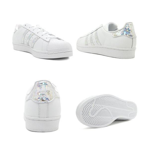 スニーカー アディダス adidas スーパースターJ ランニングホワイト レディース シューズ 靴 19SS mexico 03
