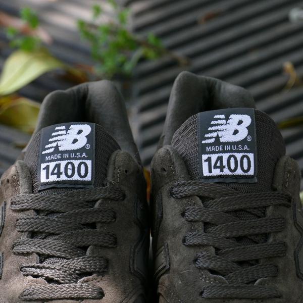 NEW BALANCE M1400 MI【ニューバランス M1400MI】black olive(ブラック オリーブ)NB M1400-MI 18SS|mexico|06