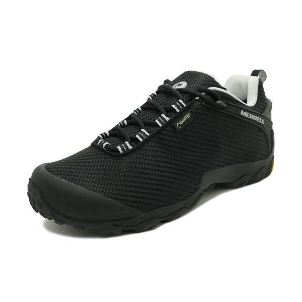 スニーカー メレル MERRELL カメレオン7ストームゴアテックス ブラック/ブラック メンズ シューズ 靴 19SS|mexico