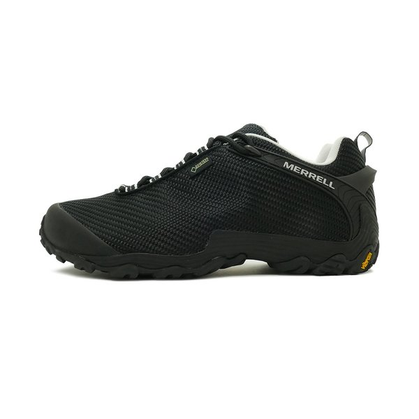スニーカー メレル MERRELL カメレオン7ストームゴアテックス ブラック/ブラック メンズ シューズ 靴 19SS|mexico|02