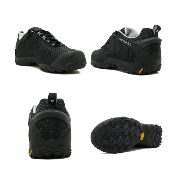 スニーカー メレル MERRELL カメレオン7ストームゴアテックス ブラック/ブラック メンズ シューズ 靴 19SS|mexico|03