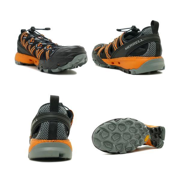 スニーカー メレル MERRELL チョップロックシャンダル フレイム オレンジ メンズ シューズ 靴 19SS|mexico|03