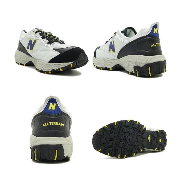 スニーカー ニューバランス NEW BALANCE M801AT グレー NB メンズ レディース シューズ 靴 19HO|mexico|03