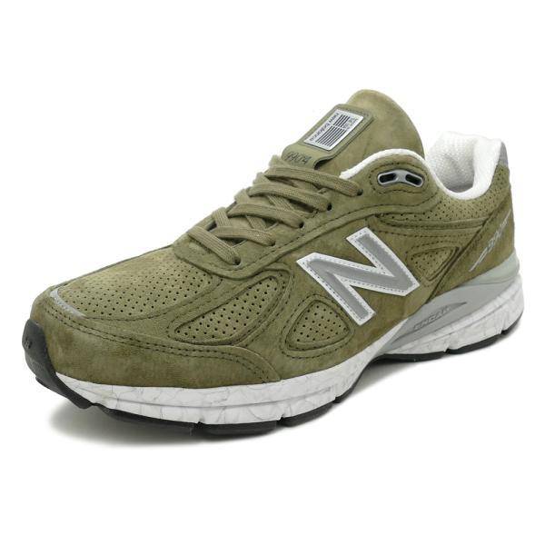 NEW BALANCE M990 CG4【ニューバランス M990CG4】covert green(コバート グリーン)NB M990-CG4 18SU|mexico