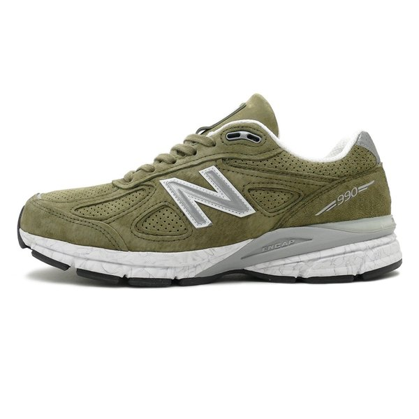 NEW BALANCE M990 CG4【ニューバランス M990CG4】covert green(コバート グリーン)NB M990-CG4 18SU|mexico|02