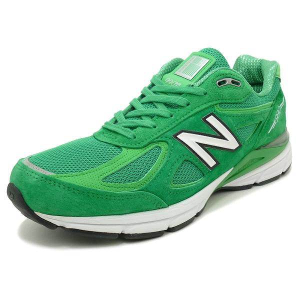 NEW BALANCE M990 NG4【ニューバランス M990NG4】green(グリーン)NB M990-NG4 18SS|mexico