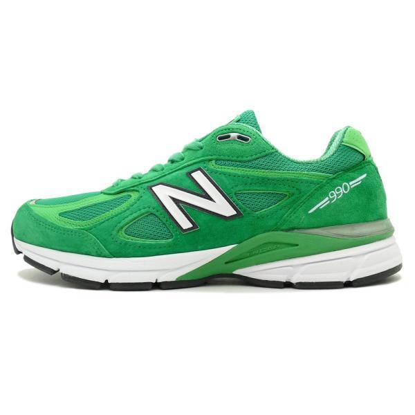 NEW BALANCE M990 NG4【ニューバランス M990NG4】green(グリーン)NB M990-NG4 18SS|mexico|02