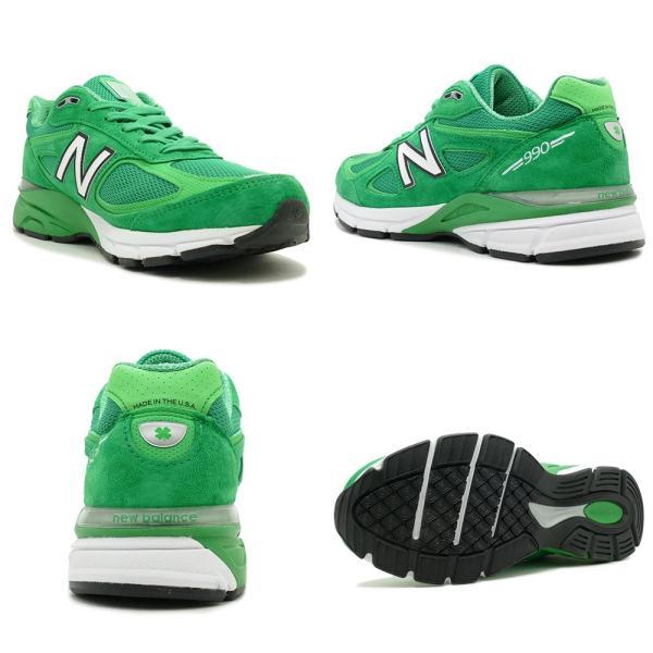 NEW BALANCE M990 NG4【ニューバランス M990NG4】green(グリーン)NB M990-NG4 18SS|mexico|03
