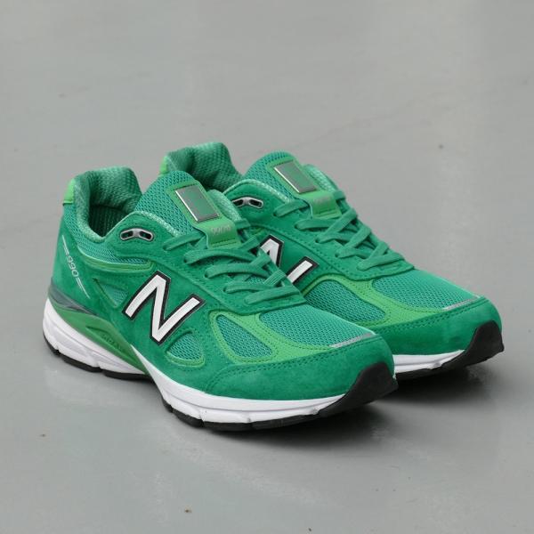 NEW BALANCE M990 NG4【ニューバランス M990NG4】green(グリーン)NB M990-NG4 18SS|mexico|04