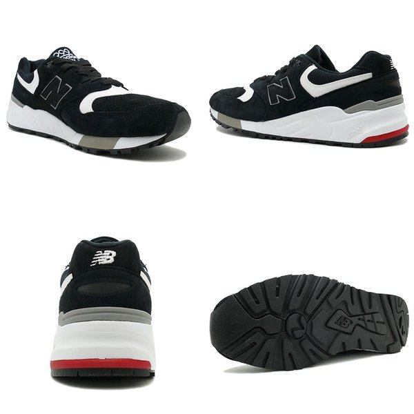 NEW BALANCE M999 CRK black 【ニューバランス M999CRK ブラック】 スニーカー NB Made in USA 17FW|mexico|03