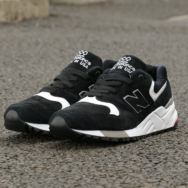 NEW BALANCE M999 CRK black 【ニューバランス M999CRK ブラック】 スニーカー NB Made in USA 17FW|mexico|04
