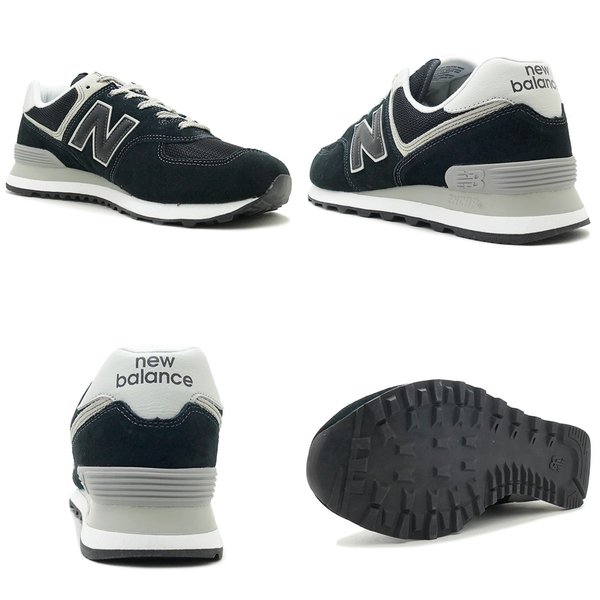 NEW BALANCE ML574 EGK 【ニューバランス ML574EGK】 black (ブラック) NB ML574-EGK 18SS|mexico|03