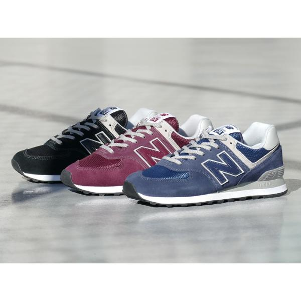 NEW BALANCE ML574 EGK 【ニューバランス ML574EGK】 black (ブラック) NB ML574-EGK 18SS|mexico|04