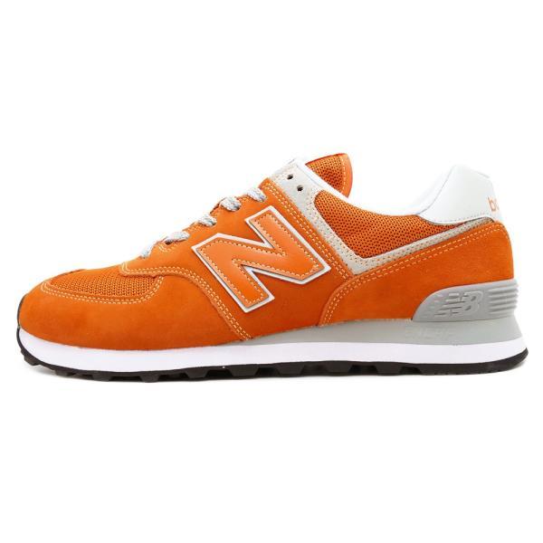 NEW BALANCE ML574 EVO【ニューバランス ML574EVO】varsity orange(バーシティ オレンジ)NB ML574-EVO 18SS|mexico|02